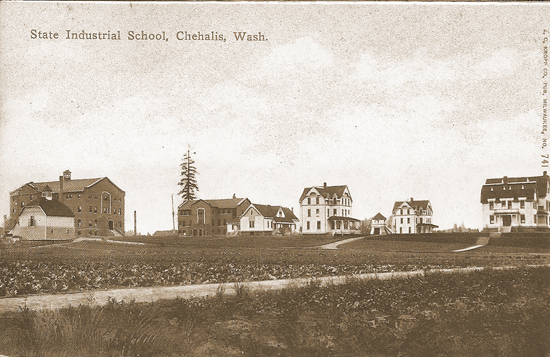 Chehalis (WA) United States  city pictures gallery : State Industrial School, Chehalis, WA