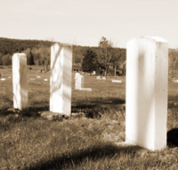 Shoestring Cemetery